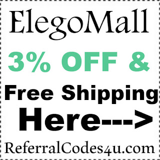 ElegoMall Online Coupon Codes 2017, ElegoMall Promo Code 2017, ElegoMall Coupon January, February, March, April, May, June 2017