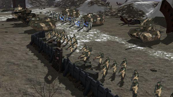 Warhammer 40,000: Sanctus Reach - Sons of Cadia