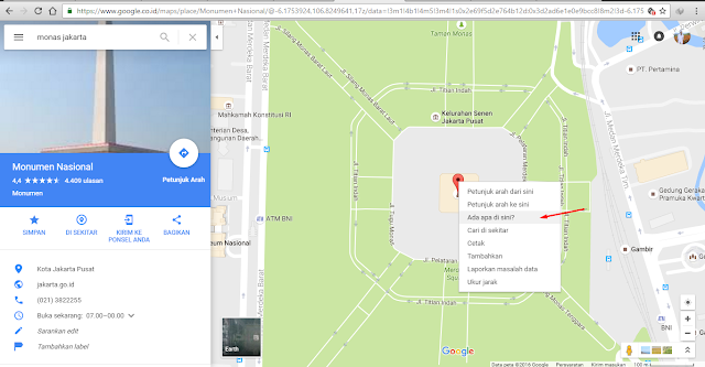 Google Map Pada Website