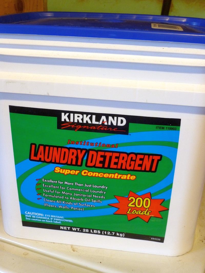 Rural Revolution Homemade Laundry Detergent