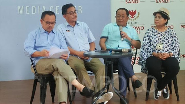 BPN Prabowo: HTI Bisa Hidup Lagi, Asal Mengakui Pancasila