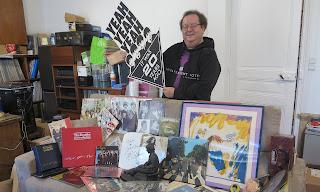 Fã dos Beatles vai leiloar toda a sua coleção