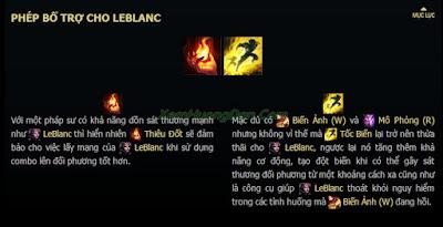 Guide leblanc ap mid season 7
