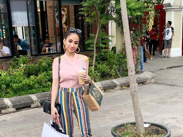 Drama Percintaan Kelar, Bella Luna Ngaku Bahagia