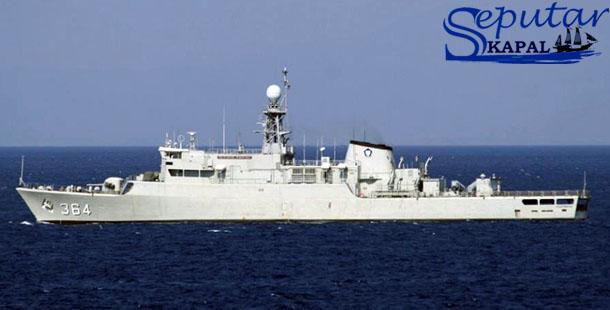 Kapal Perang KRI Ki Hajar Dewantara