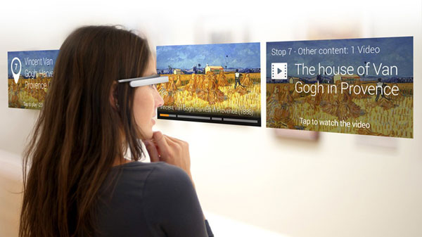 Google Glass Bisa Gantikan Tour Guide di Museum!