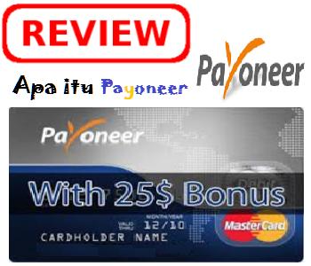 Apa itu payoneer dan fungsi kartu payoneer