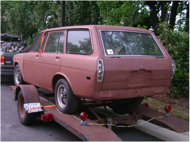 1972 Datsun 510 – Groosh's Garage