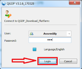 Tutorial Cara Flashing & Firmware Advan S50 4G (G55A) Via QGDP Tested Lengkap Dengan Gambar