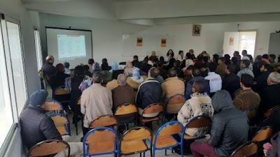 نجاح متميز للجامعة الجهوية لتكوين الأساتذة حول تدريس المواد العلمية باللغة الفرنسية