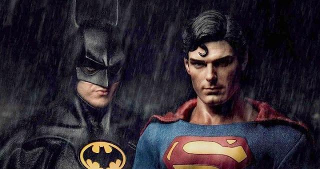Tráiler retro de la película Batman v Superman