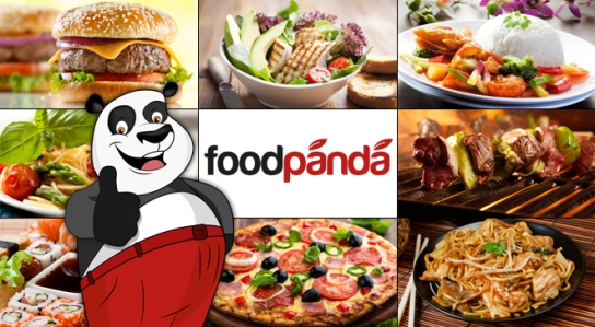 foodpanda singapore online restaurant food delivery