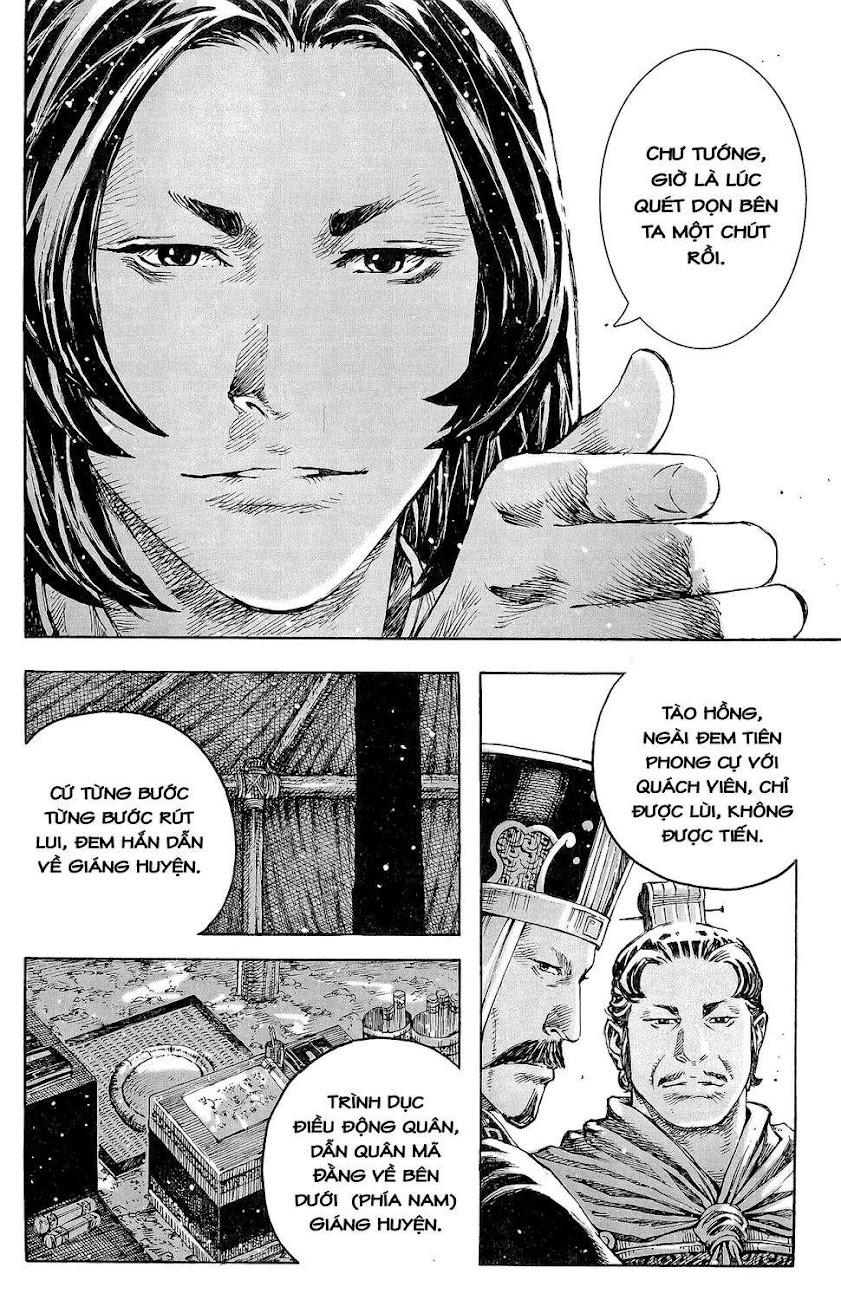 Hỏa phụng liêu nguyên Chương 358: Đuổi hổ diệt sói [Remake] trang 12