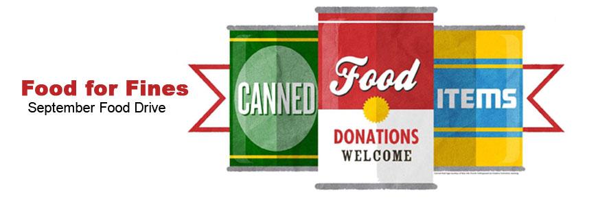 food drive logo