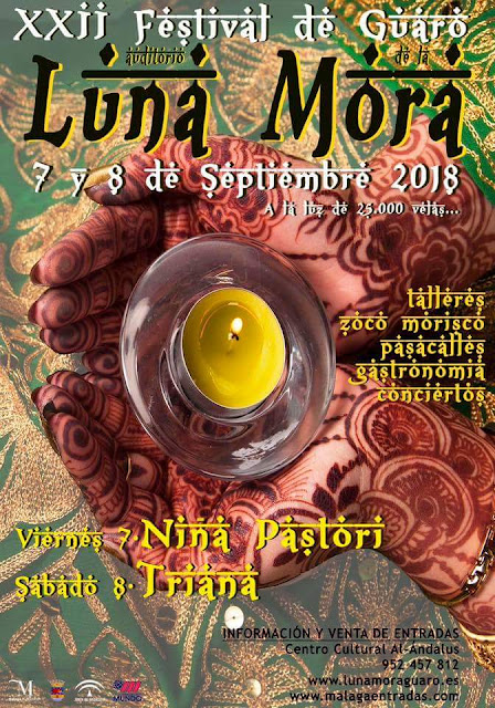 Festival Luna Mora de Guaro 2018