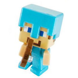 Minecraft Battle in a Box Steve? Mini Figure