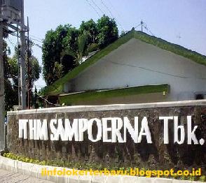 Info Lowongan Kerja PT HM Sampoerna Tbk