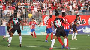 مشاهدة مباراة المغرب التطواني ورجاء بني ملال بث مباشر بتاريخ 25 / فبراير / 2020 الدوري المغربي