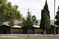 Het Atlit gedetineerde kamp