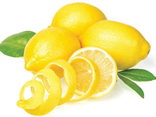 Kulit Lemon Baik untuk Kesehatan, Benarkah itu? Baca Disini!