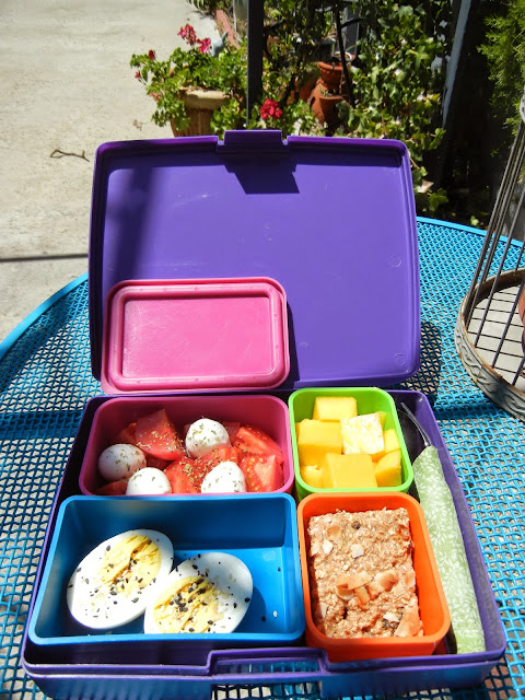 WLS Weight Loss Healthy Lunchbox Lunches