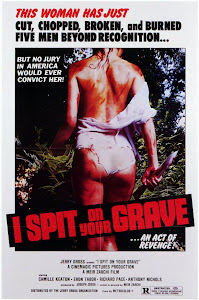 Poster Of I Spit on Your Grave (1978) Full Movie Hindi Dubbed Free Download Watch Online At worldfree4u.com