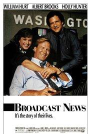 Watch Broadcast News 1987 Megavideo Movie Online