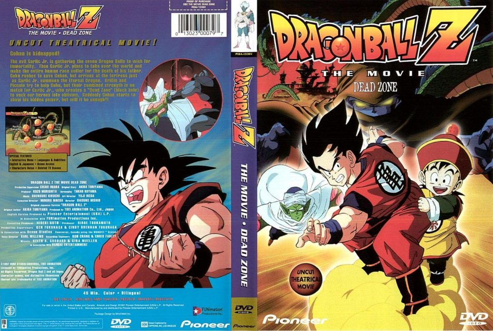 Dragon Ball Z all Movies Collection in Hindi Download