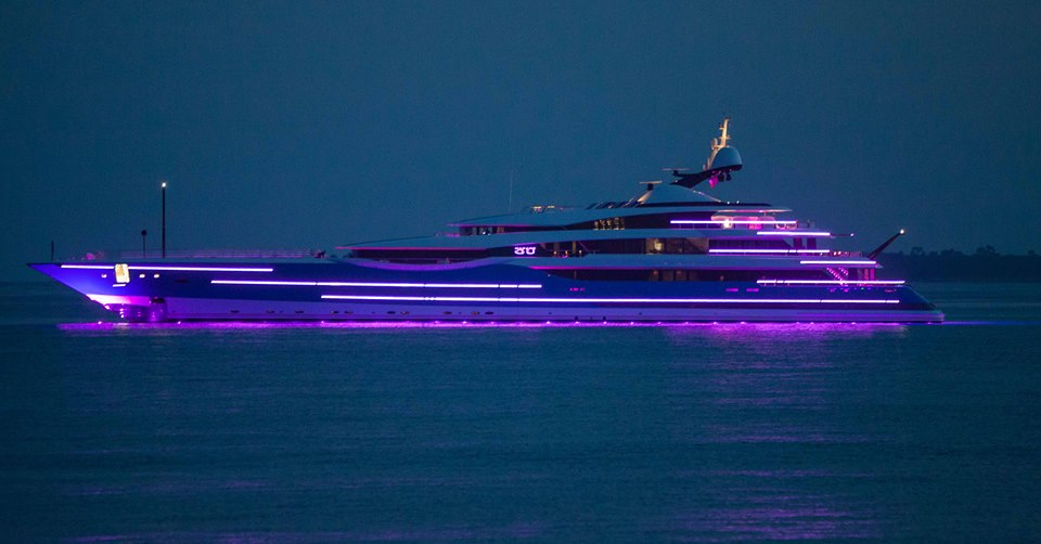 Yachting Biggest Yacht Ever Built