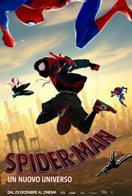Spider-Mani Nuovo Universo