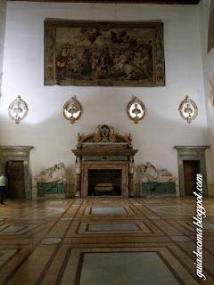 palacio farnese salao hercules guia portugues roma - Palácio Farnese