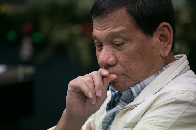 'Susmaryosep, Ginoo,' Duterte Reacts On Rumors of CIA Plot To Kill Him!