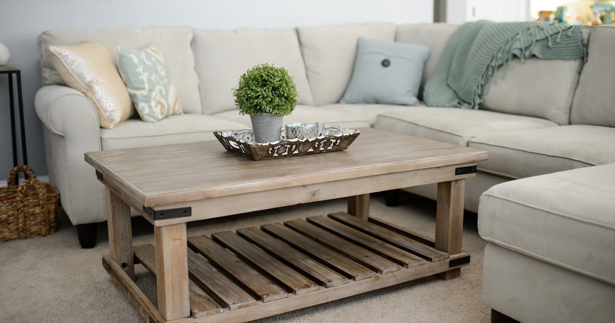 hill country housewife a new coffee table. Black Bedroom Furniture Sets. Home Design Ideas