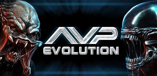 AVP Evolution APK + DATA 1.3.2 Full version