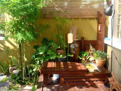 hiasan halaman rumah teres desainrumahid