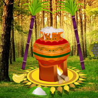 WowEscape Tamil Festival Pongal Escape Walkthrough