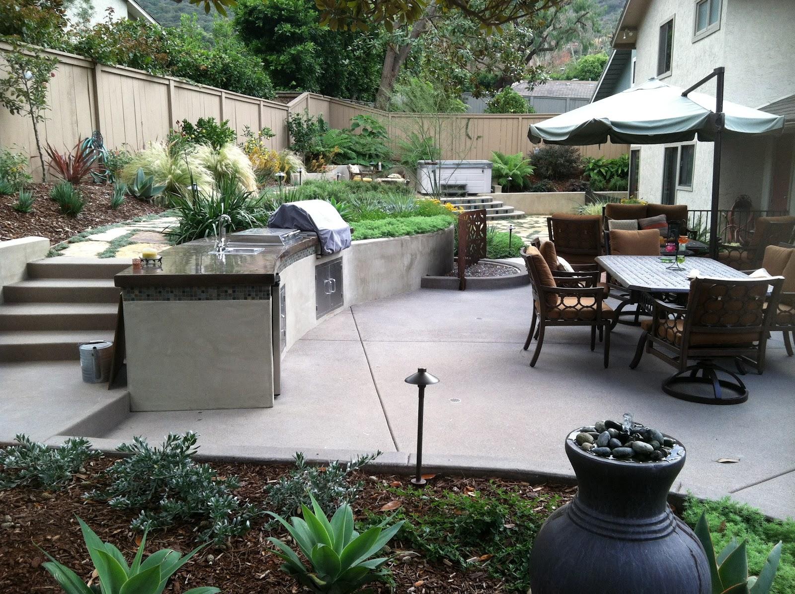Modern Barbecue Island Outdoor Kitchen 187 Sage Outdoor