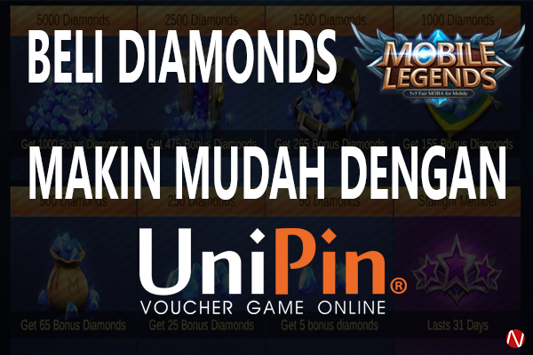 UniPin - Mobile Legends: Bang Bang