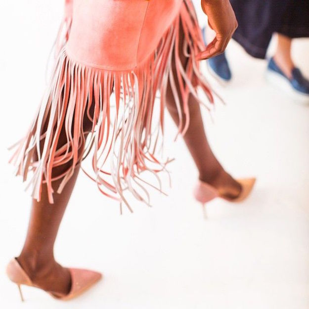 J. Crew Fall 2015 NYFW, J. Crew NYFW Behind The Scenes