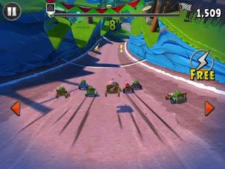 Angry Birds Go! hack speed