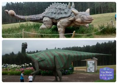 Dinosaurios Museo Jurásico de Asturias
