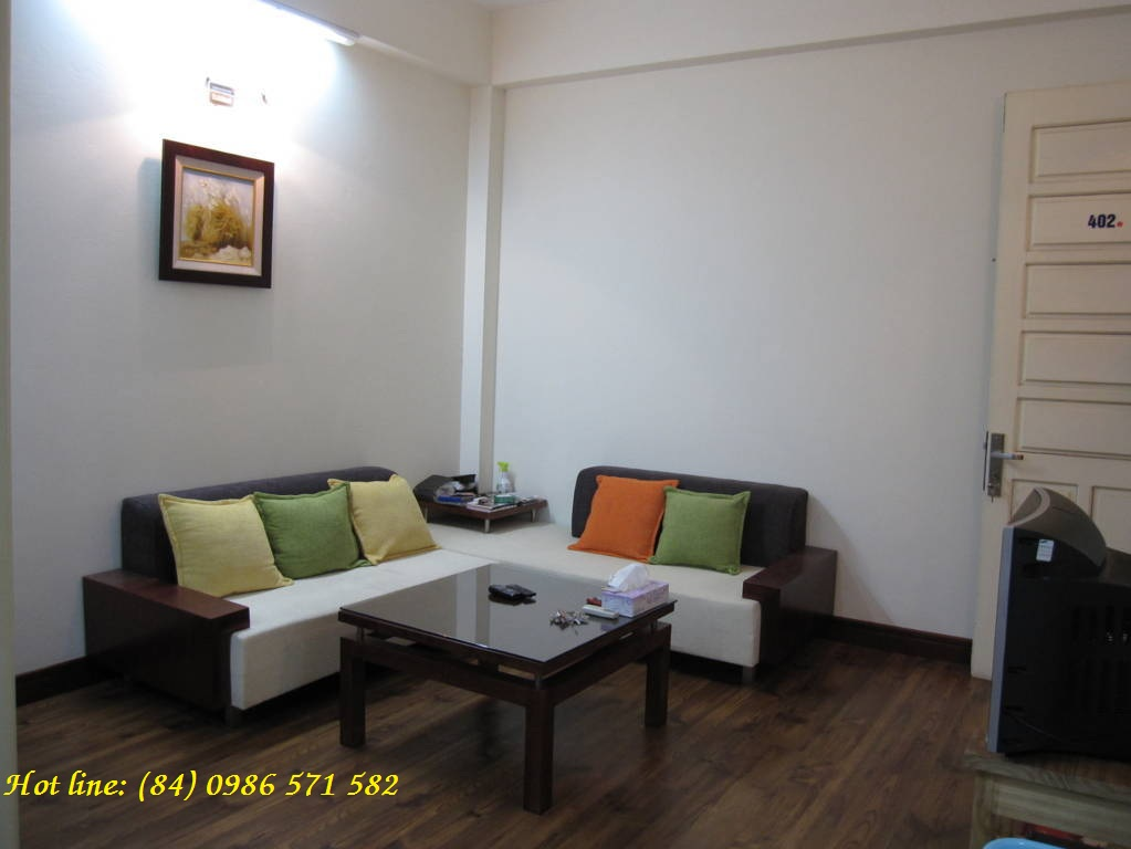 Apartment for rent in Hanoi  Cheap 1 bedroom apartment