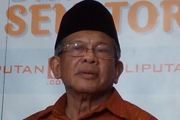 Anggota DPD RI AM Fatwa Meninggal Dunia