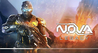 Download N.O.V.A. Legacy v1.0.6 Android Apk