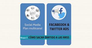 Acierta con tu inversión publicitaria en facebook y twitter ads