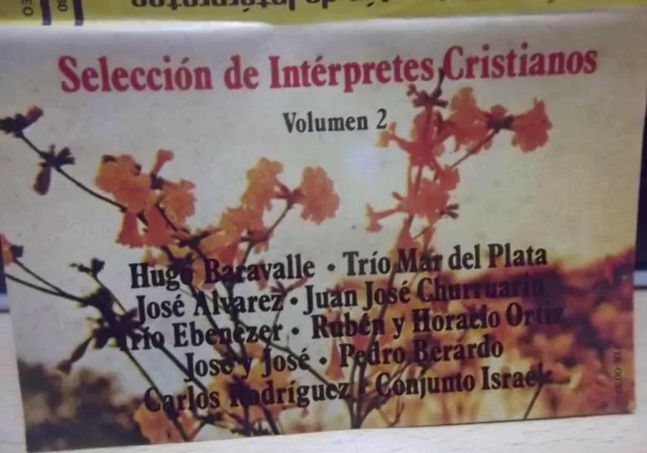Varios Intérpretes-Selección De Intérpretes Cristianos-Vol 2-