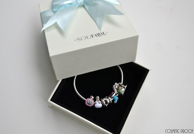 FASHION | SOUFEEL Christmas Charm Bracelet Review