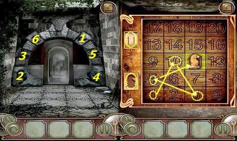 Escape the Mansion Level 46 47 48 49 50 Walkthrough
