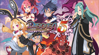 Disgaea 5 PS4 Wallpaper