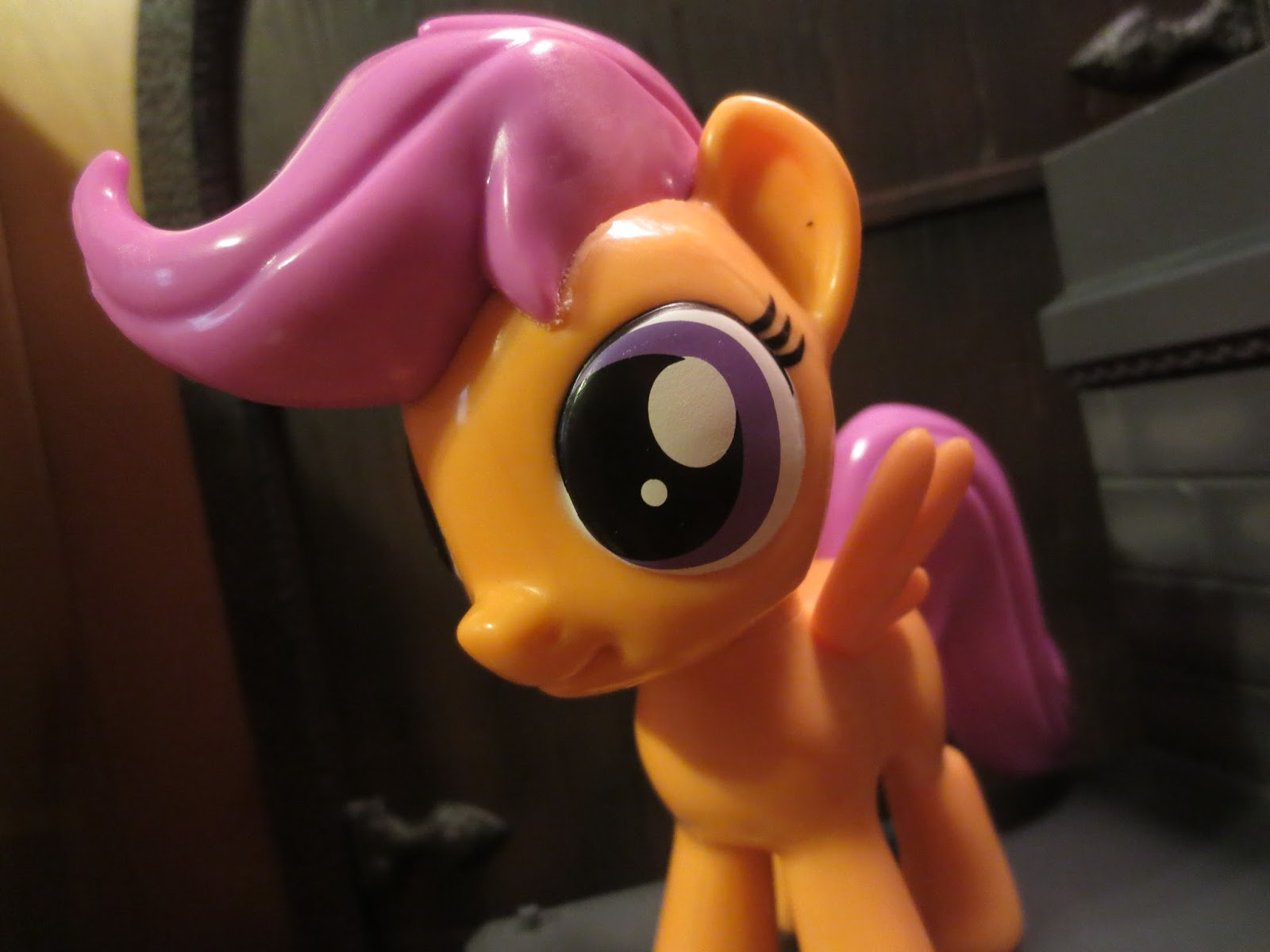 Action Figure Barbecue Action Figure Review Scootaloo From My Little Pony Vinyl Collectibles By Funko Scootaloo is one of the three characters that make up the cutie mark crusaders, who is tomboyish and idolizes rainbow dash. action figure barbecue